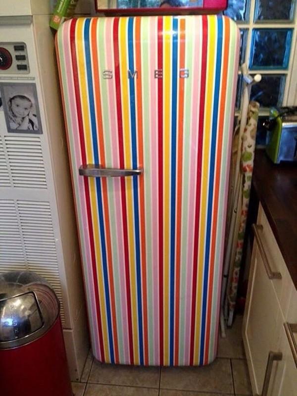 Refrigerator Stripe